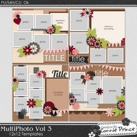 May 2013 Templatetopia Digital Scrapbooking Templates