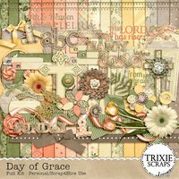 Day of Grace Digital Scrapbooking Full Kit
