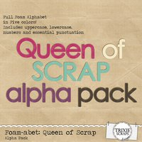 Foamabet Alpha Pack: Queen of Scrap