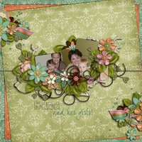 A Grand Day Digital Scrapbooking Kit Fathers Day Grandpa